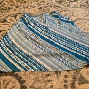 Anne Klein 100% silk skirt